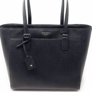 Kate Spade NWT Cameron Large laptop bag in black